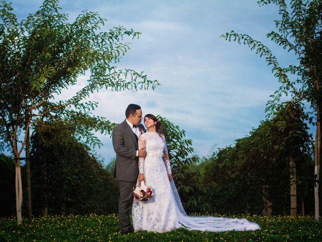 El matrimonio de Dania y Heved