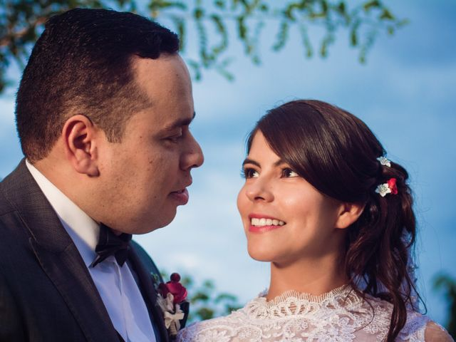 El matrimonio de Heved y Dania en Caicedonia, Valle del Cauca 24