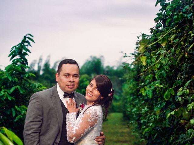 El matrimonio de Heved y Dania en Caicedonia, Valle del Cauca 26