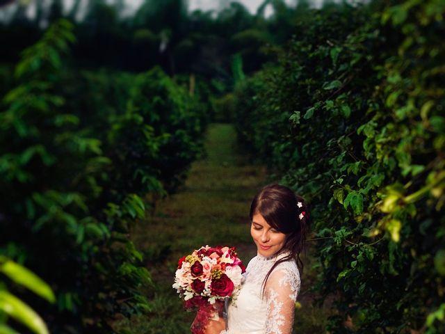 El matrimonio de Heved y Dania en Caicedonia, Valle del Cauca 1