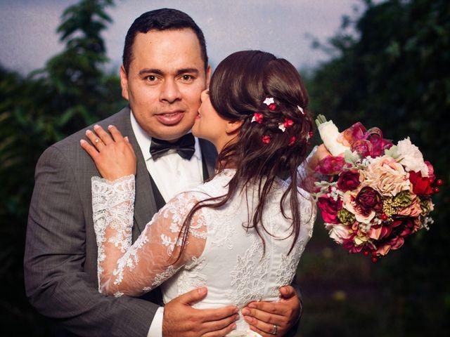 El matrimonio de Heved y Dania en Caicedonia, Valle del Cauca 27