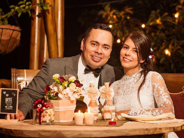 El matrimonio de Heved y Dania en Caicedonia, Valle del Cauca 31