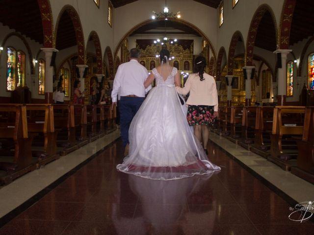 El matrimonio de Julián David y Lina Isabel en Tunja, Boyacá 9