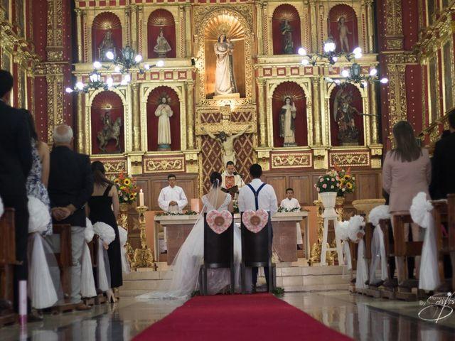 El matrimonio de Julián David y Lina Isabel en Tunja, Boyacá 10