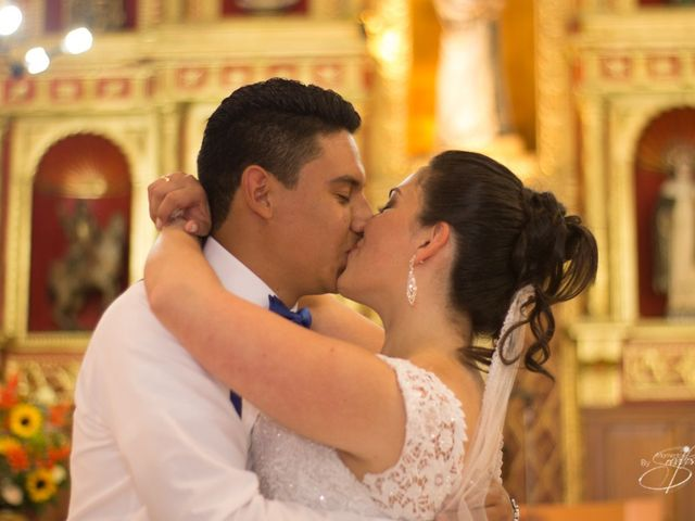 El matrimonio de Lina Isabel y Julián David