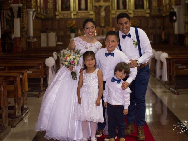 El matrimonio de Julián David y Lina Isabel en Tunja, Boyacá 11