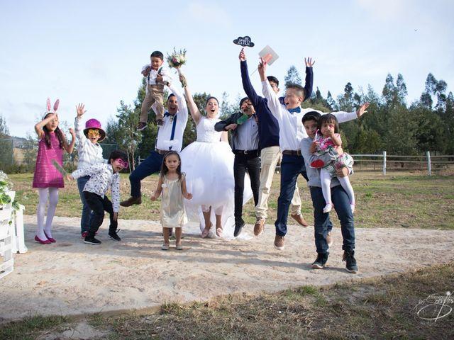 El matrimonio de Julián David y Lina Isabel en Tunja, Boyacá 24