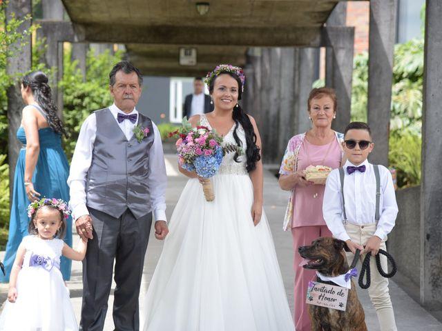 El matrimonio de Andrés y Angela en Manizales, Caldas 3
