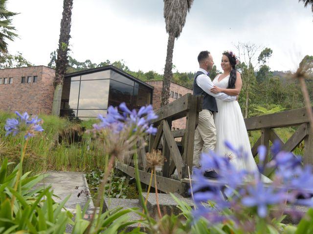 El matrimonio de Andrés y Angela en Manizales, Caldas 2