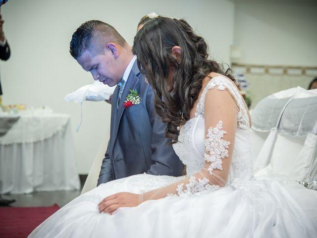 El matrimonio de Paula  y Brayan  en Bogotá, Bogotá DC 2