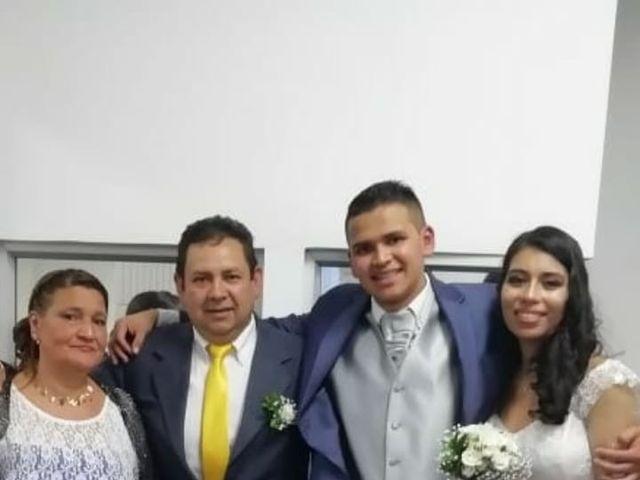 El matrimonio de Paula  y Brayan  en Bogotá, Bogotá DC 4