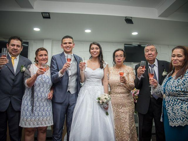 El matrimonio de Paula  y Brayan  en Bogotá, Bogotá DC 5