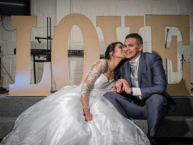 El matrimonio de Brayan  y Paula