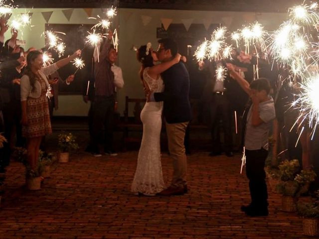 El matrimonio de Jhon y Carol en Chía, Cundinamarca 1