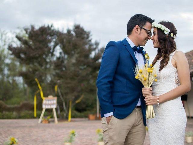 El matrimonio de Jhon y Carol en Chía, Cundinamarca 12