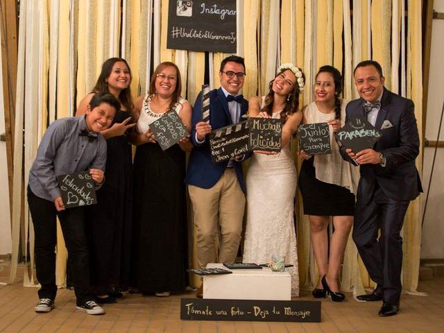 El matrimonio de Jhon y Carol en Chía, Cundinamarca 14