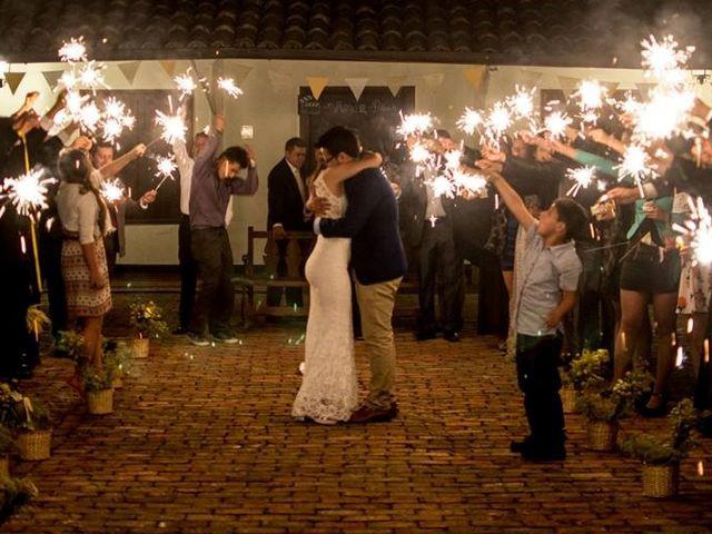 El matrimonio de Jhon y Carol en Chía, Cundinamarca 20