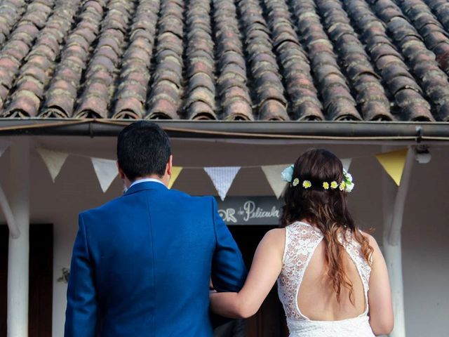 El matrimonio de Jhon y Carol en Chía, Cundinamarca 21