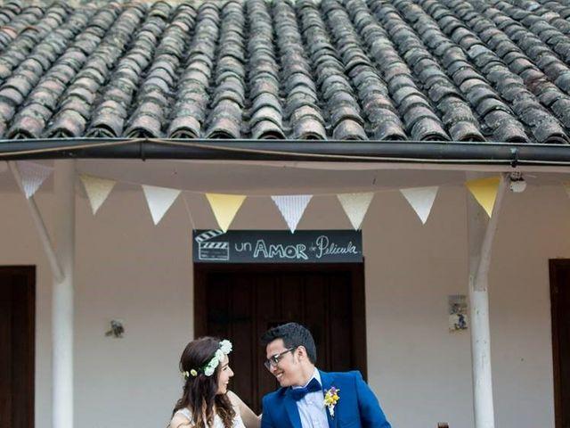 El matrimonio de Jhon y Carol en Chía, Cundinamarca 25