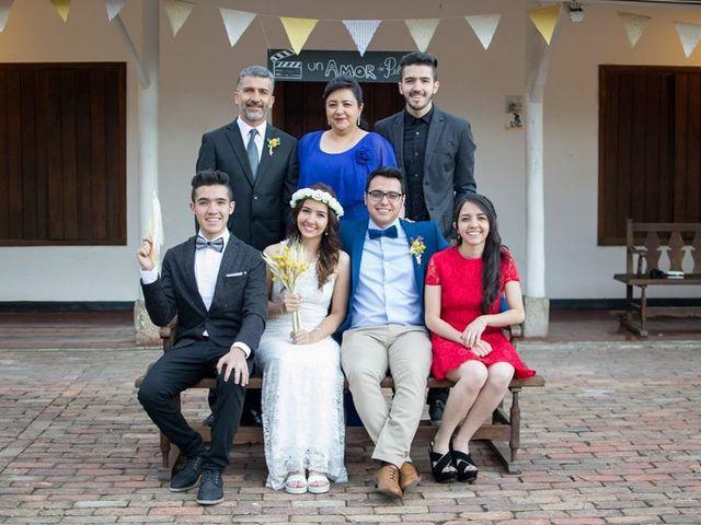 El matrimonio de Jhon y Carol en Chía, Cundinamarca 28
