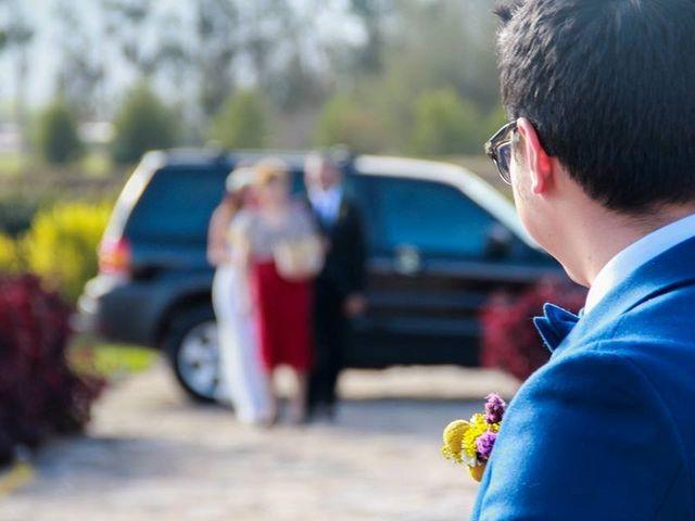 El matrimonio de Jhon y Carol en Chía, Cundinamarca 32