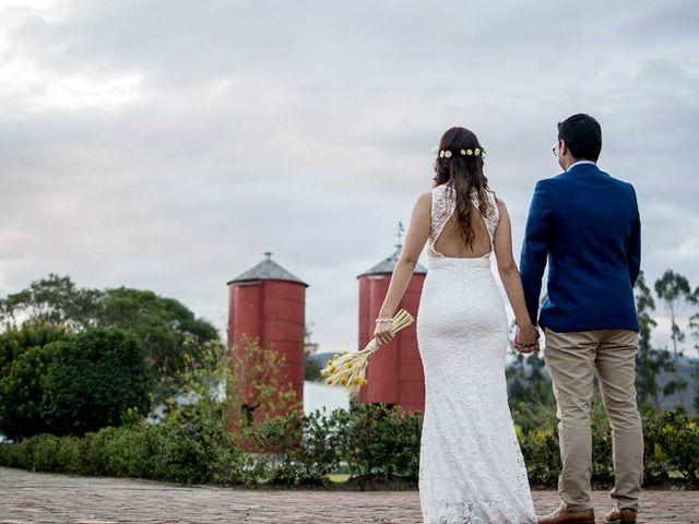 El matrimonio de Jhon y Carol en Chía, Cundinamarca 33