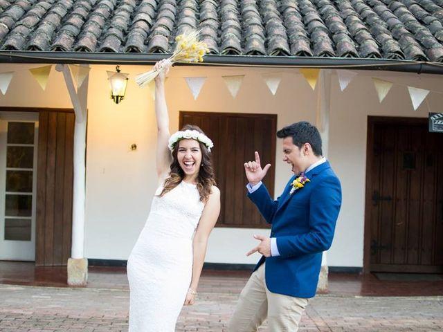 El matrimonio de Jhon y Carol en Chía, Cundinamarca 38