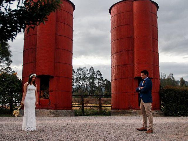 El matrimonio de Jhon y Carol en Chía, Cundinamarca 39