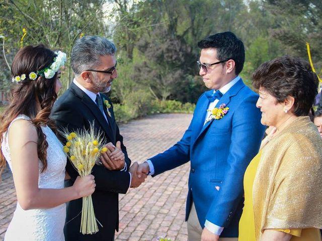El matrimonio de Jhon y Carol en Chía, Cundinamarca 40