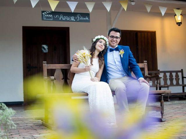 El matrimonio de Jhon y Carol en Chía, Cundinamarca 42