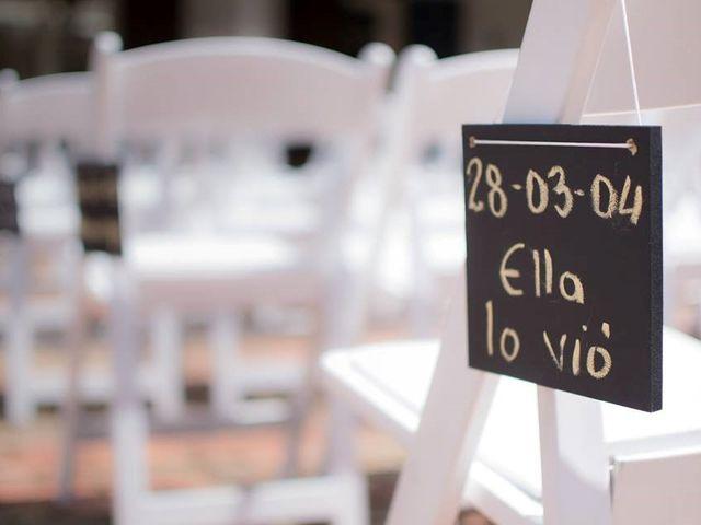 El matrimonio de Jhon y Carol en Chía, Cundinamarca 46