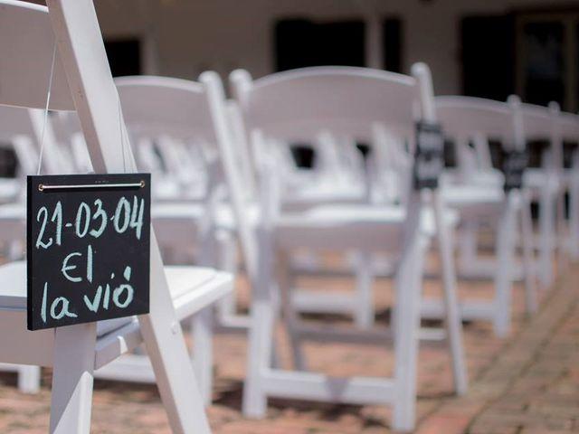 El matrimonio de Jhon y Carol en Chía, Cundinamarca 49