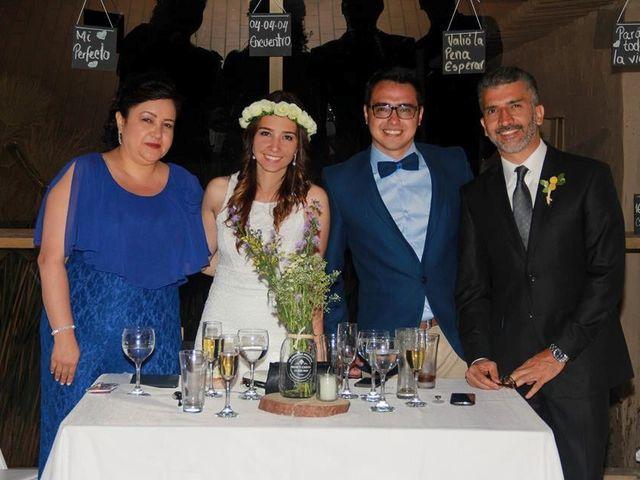El matrimonio de Jhon y Carol en Chía, Cundinamarca 51