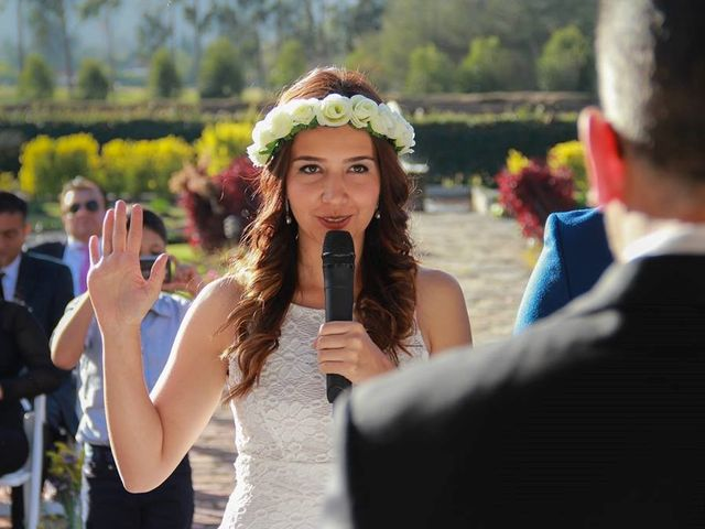 El matrimonio de Jhon y Carol en Chía, Cundinamarca 53