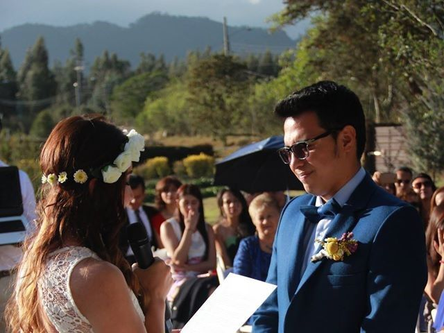 El matrimonio de Jhon y Carol en Chía, Cundinamarca 58