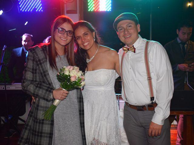 El matrimonio de Eduard y Viviana