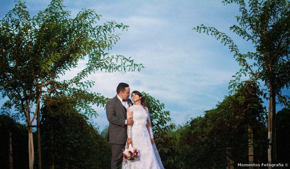 El matrimonio de Heved y Dania en Caicedonia, Valle del Cauca