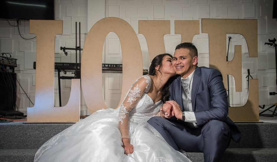 El matrimonio de Paula  y Brayan  en Bogotá, Bogotá DC