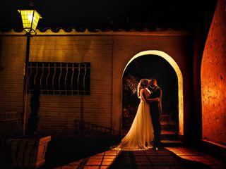 El matrimonio de Karem y Diego