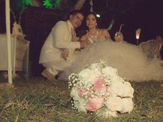 El matrimonio de Jessi y Mario 1