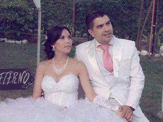 El matrimonio de Jessi y Mario