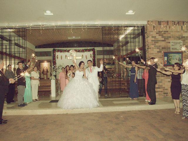 El matrimonio de Mario y Jessi en Ibagué, Tolima 7