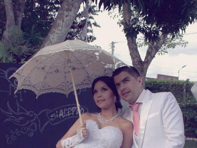 El matrimonio de Mario y Jessi en Ibagué, Tolima 36