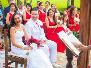 El matrimonio de Sandra y Juan Carlos