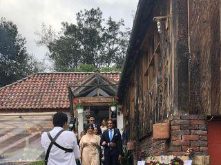 El matrimonio de María Camila y Carlos Jesús  2