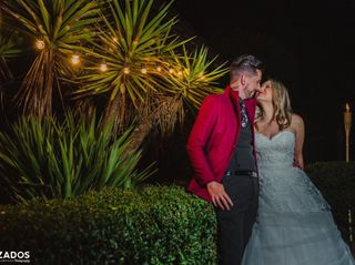 El matrimonio de María Camila y Carlos Jesús