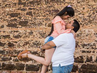El matrimonio de Dayana y Jose 1