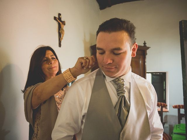 El matrimonio de Leo y Maria en Subachoque, Cundinamarca 8