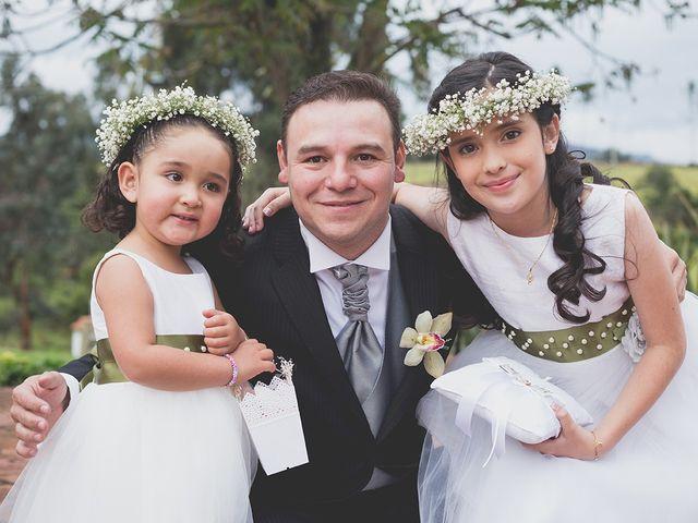 El matrimonio de Leo y Maria en Subachoque, Cundinamarca 10