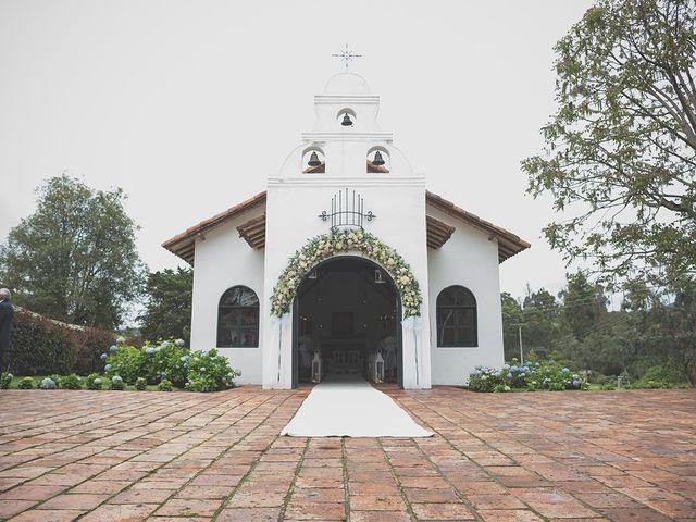 El matrimonio de Leo y Maria en Subachoque, Cundinamarca 11